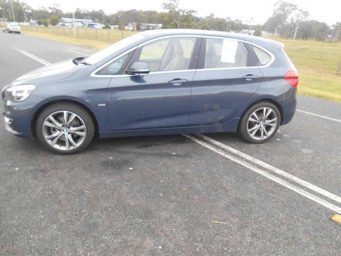 2015 BMW 2 Series 218i Luxury Line F45 Grey