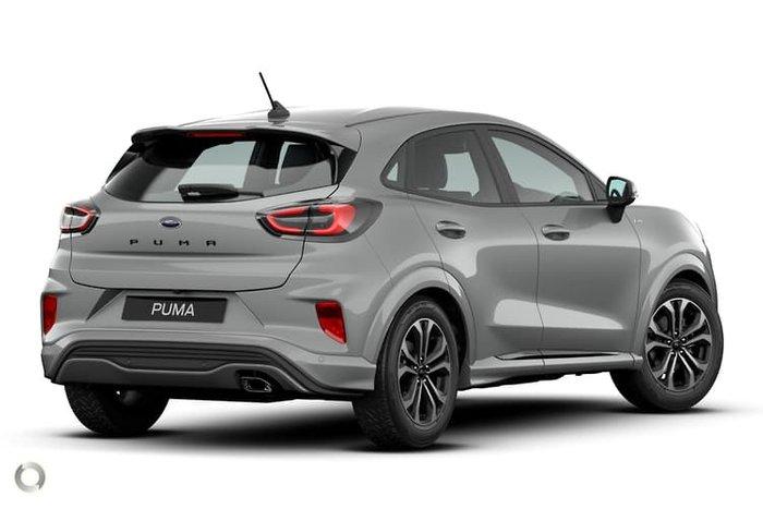 2021 Ford Puma ST-Line JK MY21.25 Solar Silver