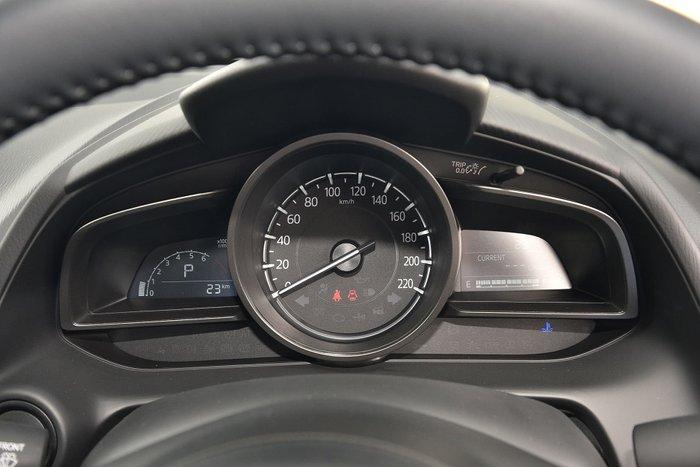 2021 Mazda CX-3 Maxx Sport DK Deep Crystal Blue