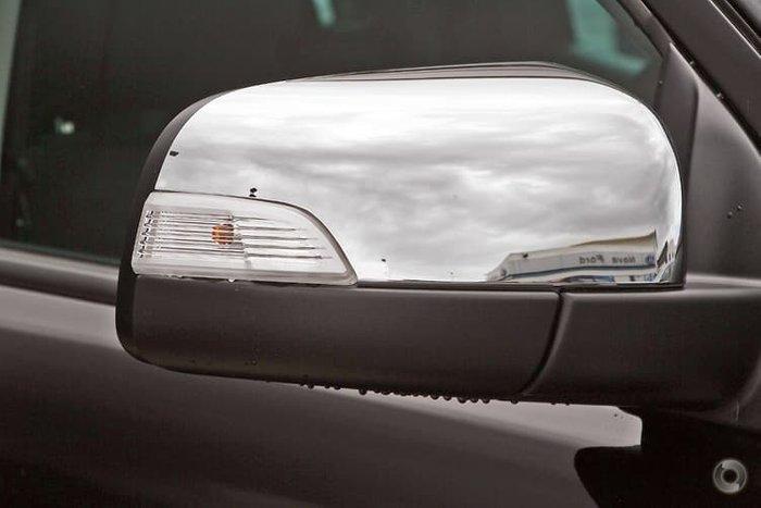 2021 Ford Ranger XLT PX MkIII MY21.25 4X4 Dual Range Shadow Black