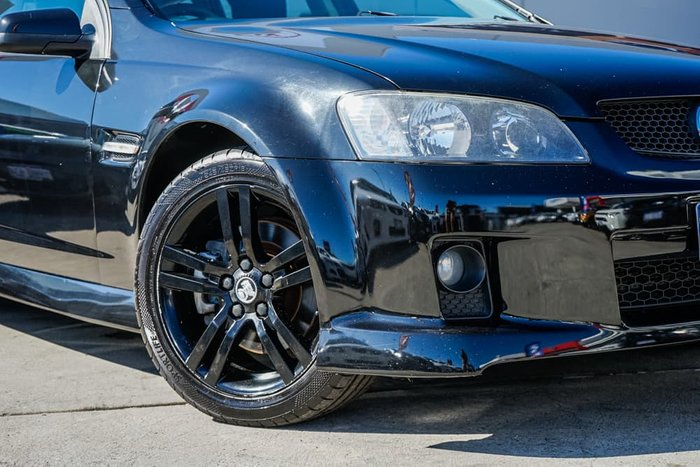 2009 Holden Commodore SS VE MY09.5 Black