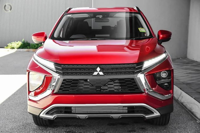 2021 Mitsubishi Eclipse Cross LS YB MY21 Red Diamond