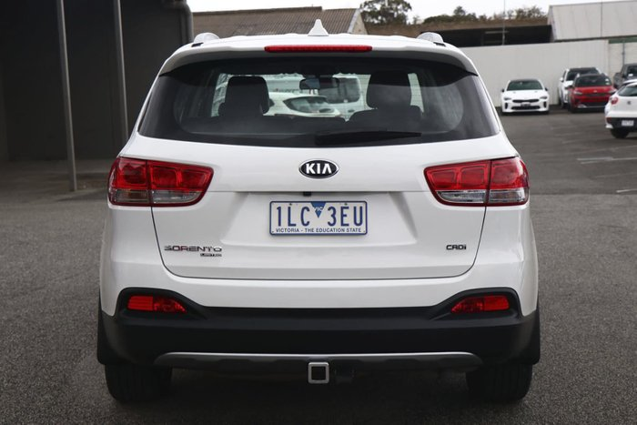 2017 Kia Sorento Si Limited UM MY17 AWD White