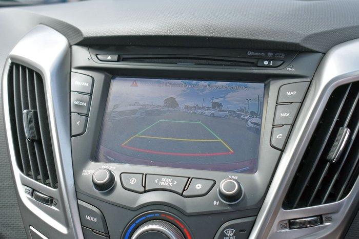 2014 Hyundai Veloster + FS3 Veloster Red