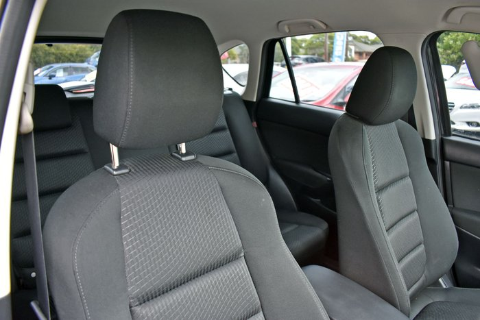 2012 Mazda CX-5 Maxx Sport KE Series AWD Black