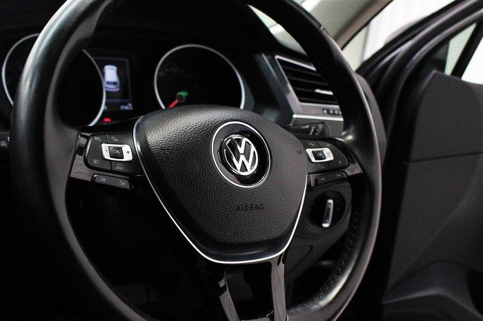 2017 Volkswagen Tiguan 132TSI Comfortline 5N MY17 Four Wheel Drive Grey