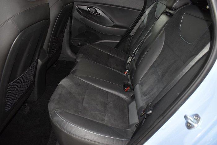 2018 Hyundai i30 N Performance PDe.2 MY18 Performance Blue