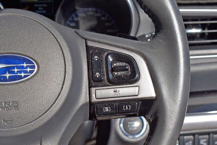 2015 Subaru Outback 2.5i Premium 5GEN MY15 AWD Crystal White