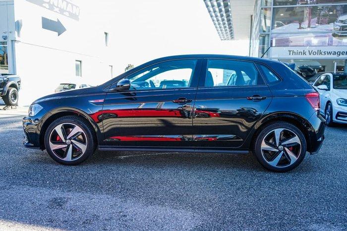 2020 Volkswagen Polo GTI AW MY20 Deep Black