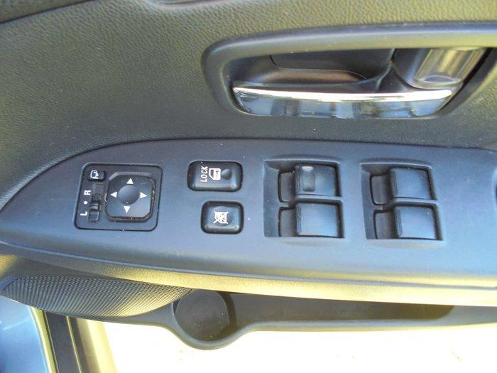2015 Mitsubishi ASX LS XB MY15.5 Grey