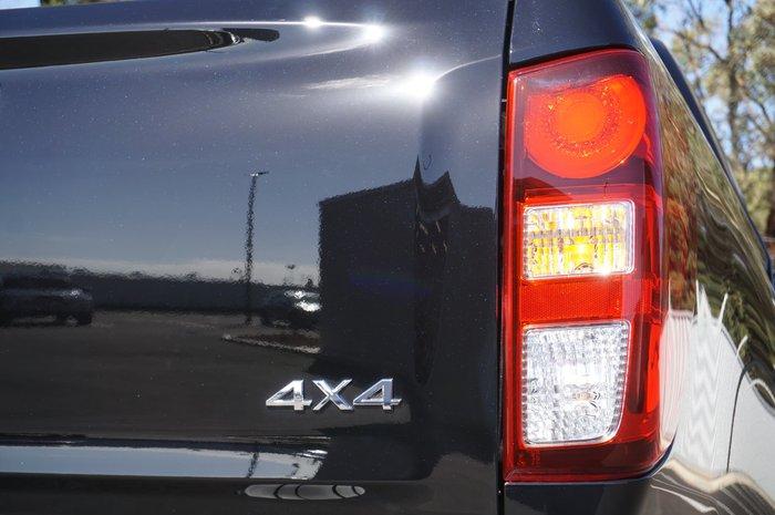 2020 Mazda BT-50 XTR TF 4X4 Dual Range True Black