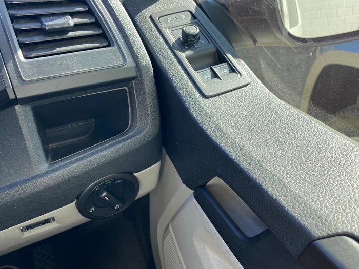 2016 Volkswagen Transporter TDI400 T6 MY17 Four Wheel Drive White