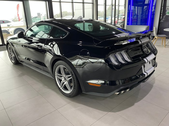 2020 Ford Mustang GT FN MY20 Shadow Black