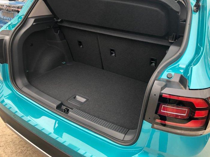 2020 Volkswagen T-Cross 85TSI Style C1 MY21 Makena Turquoise Metallic