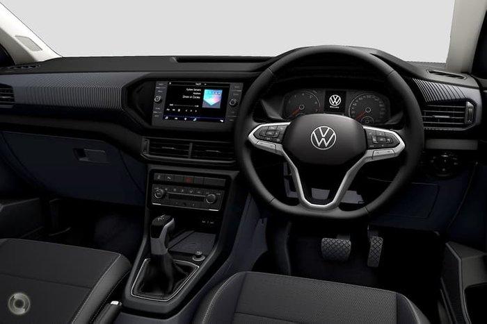 2021 Volkswagen T-Cross 85TSI CityLife C1 MY21 Energetic Orange
