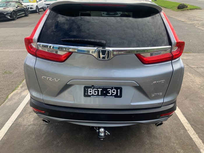 2020 Honda CR-V VTi-LX RW MY20 4X4 On Demand Lunar Silver