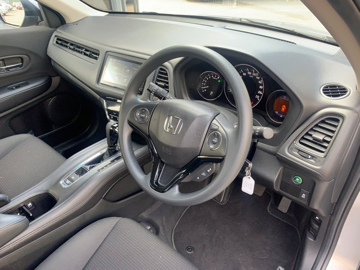 2020 Honda HR-V VTi MY21 Lunar Silver