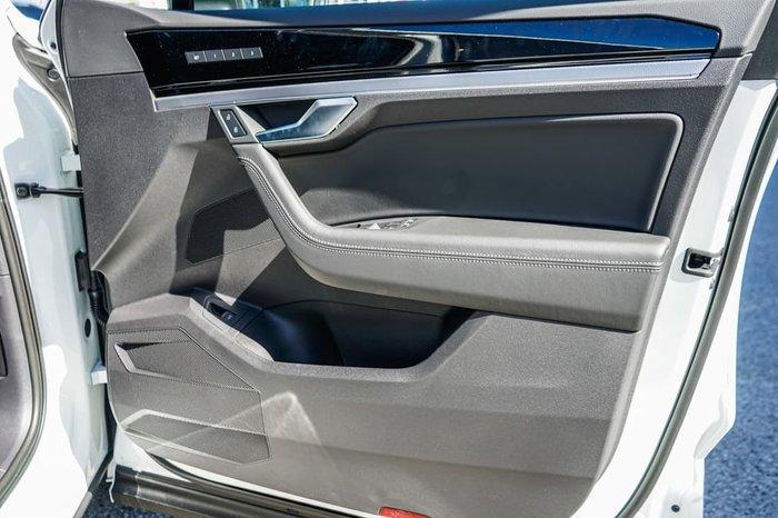 2021 Volkswagen Touareg 210TDI Wolfsburg Edition CR MY21 Four Wheel Drive Pure White