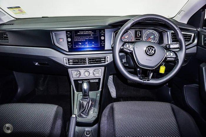 2021 Volkswagen Polo 70TSI Trendline AW MY21 Deep Black