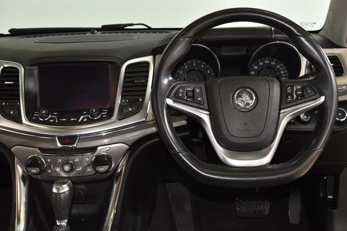 2016 Holden Caprice V WN Series II MY16 Nitrate