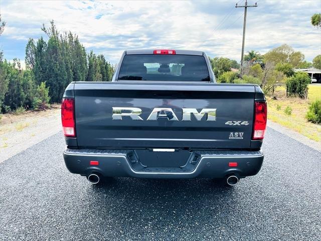 2021 RAM EXPRESS 1500 MY20 1500 EXPRESS QUAD CAB Granite Crystal Metallic