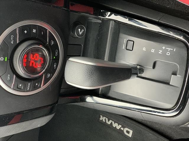2017 Isuzu D-MAX X-RUNNER MY17 4X4 Dual Range Black