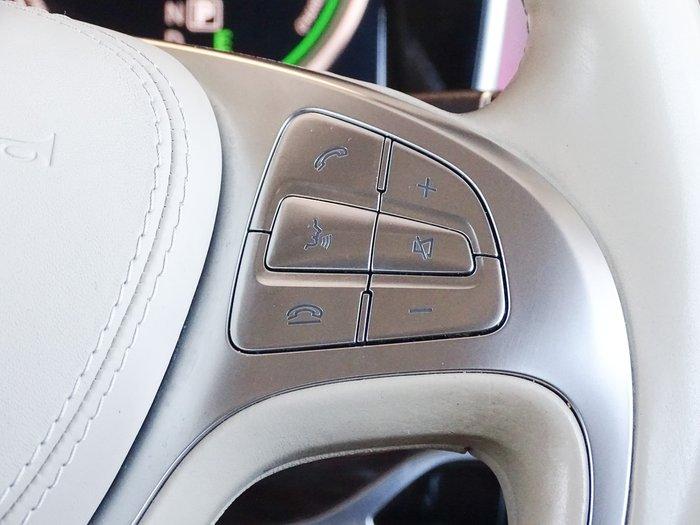 2014 Mercedes-Benz S-Class S400 h W222 Silver