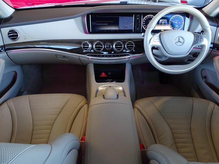 2013 Mercedes-Benz S-Class S400 V222 Silver