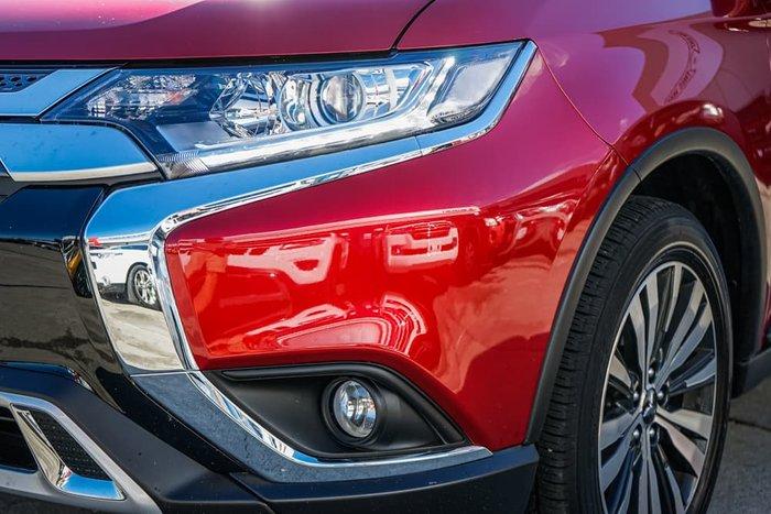 2021 Mitsubishi Outlander LS ZL MY21 Red Diamond