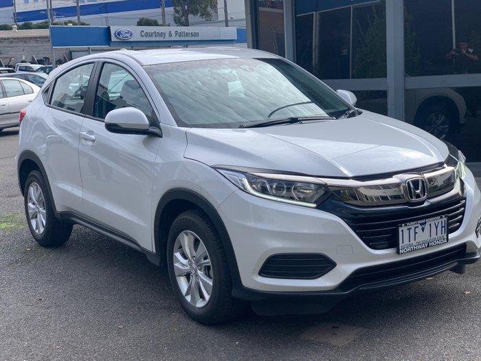2021 Honda HR-V VTi MY21 Platinum White