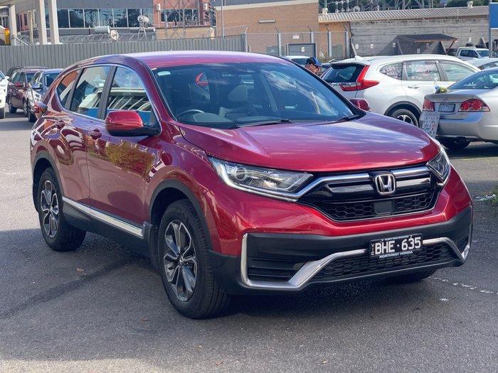 2020 Honda CR-V VTi L AWD RW MY21 AWD Ignite Red