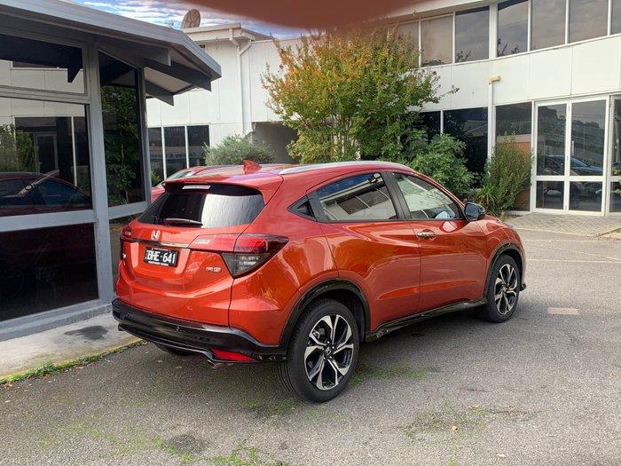 2020 Honda HR-V RS MY21 Phoenix Orange
