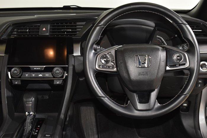 2017 Honda Civic RS 10th Gen MY17 Lunar Silver