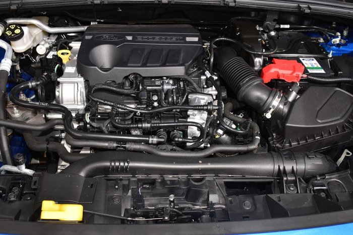 2020 Ford Puma JK MY20.75 Desert Island Blue