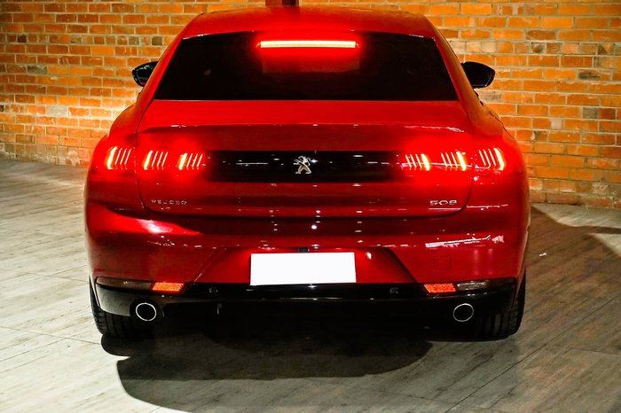 2020 Peugeot 508 GT R8 MY20 Red