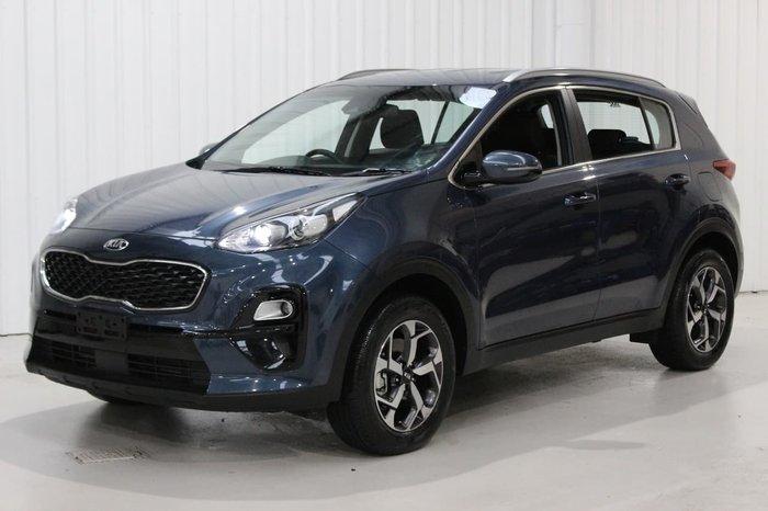 2020 Kia Sportage S QL MY20 Blue