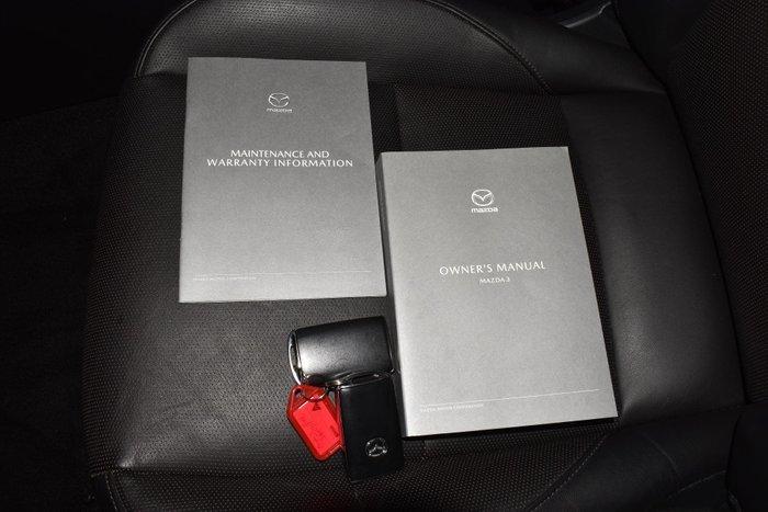 2019 Mazda 3 G25 Astina BP Series Soul Red Crystal