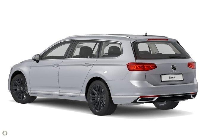 2021 Volkswagen Passat 162TSI Elegance B8 MY21 Silver