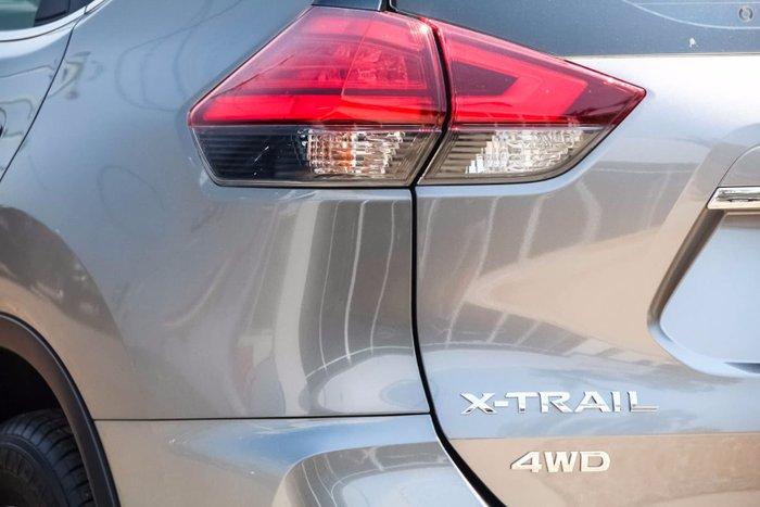 2021 Nissan X-TRAIL ST T32 MY21 4X4 On Demand Gun Metallic