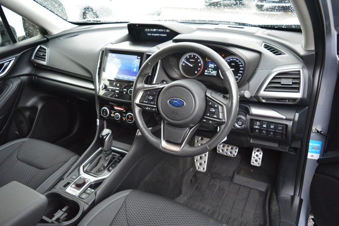 2019 Subaru Forester 2.5i Premium S5 MY19 AWD Ice Silver