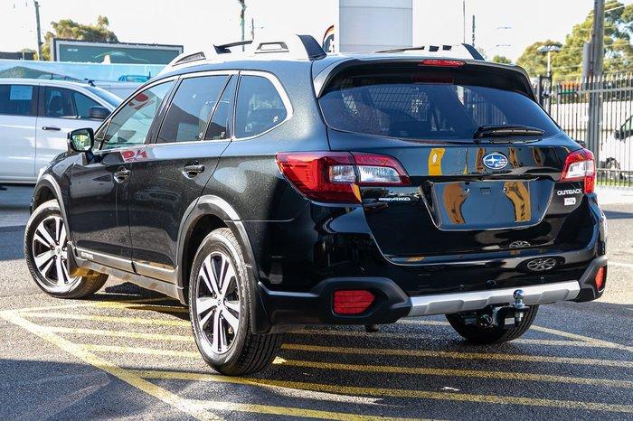 2019 Subaru Outback 2.0D Premium 5GEN MY20 AWD Black