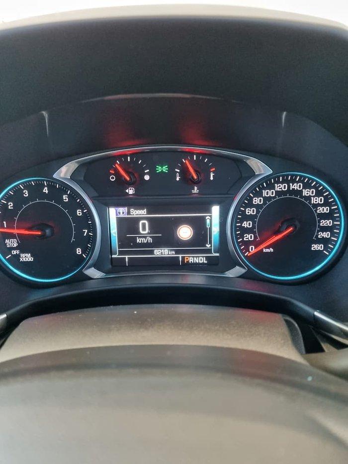 2018 Holden Equinox LTZ EQ MY18 AWD Tuxedo Black