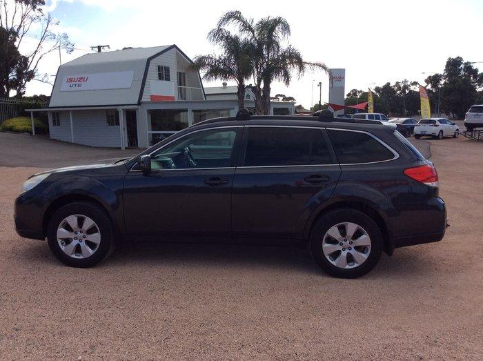 2010 Subaru Outback 3.6R 4GEN MY11 AWD Grey