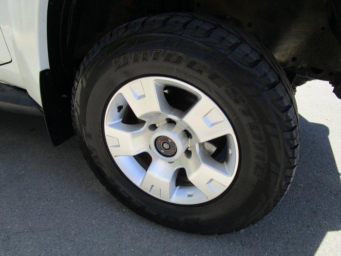 2015 Nissan Patrol ST N-TREK Y61 4X4 Dual Range White