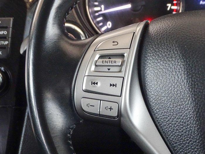 2015 Nissan QASHQAI Ti J11 Ivory Pearl