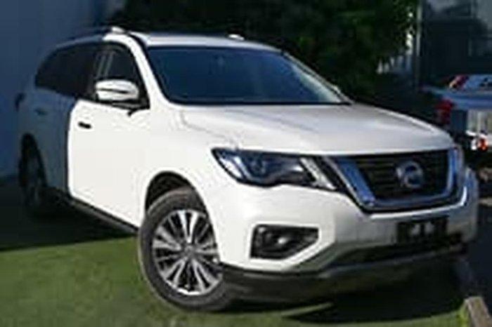 2019 Nissan Pathfinder ST-L R52 Series III MY19 White