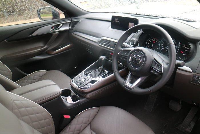 2021 Mazda CX-9 Azami TC AWD Soul Red Crystal