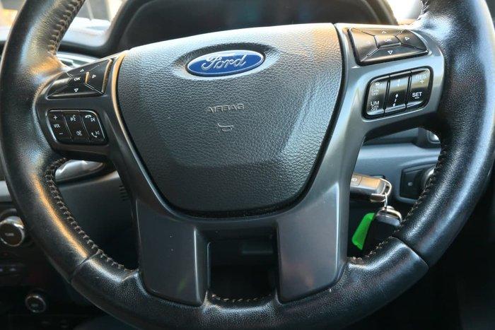 2015 Ford Ranger Wildtrak PX MkII 4X4 Dual Range Aluminium
