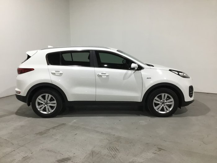 2017 Kia Sportage Si QL MY18 AWD White