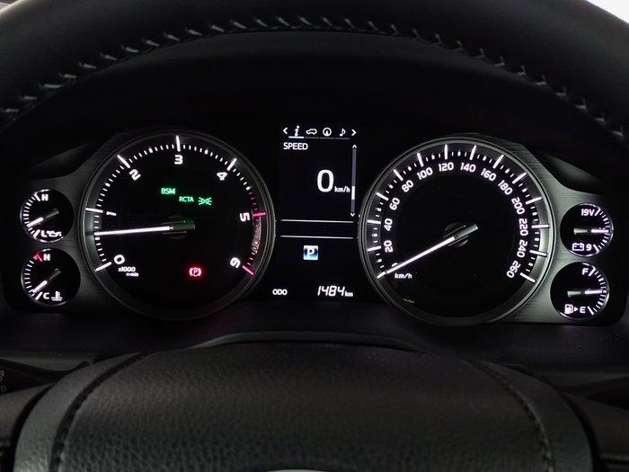 2021 Toyota Landcruiser VX VDJ200R 4X4 Dual Range Crystal Pearl